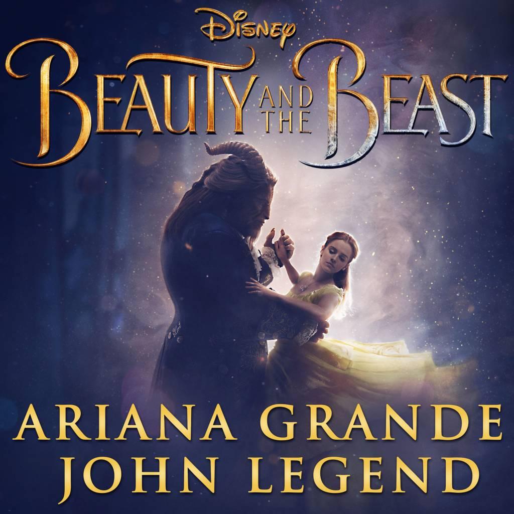 Ariana Grande e John Legend – Beauty And The Beast