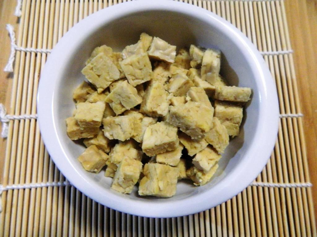 Insalata di tempeh – Ricetta – Ingredienti – Sole in cucina