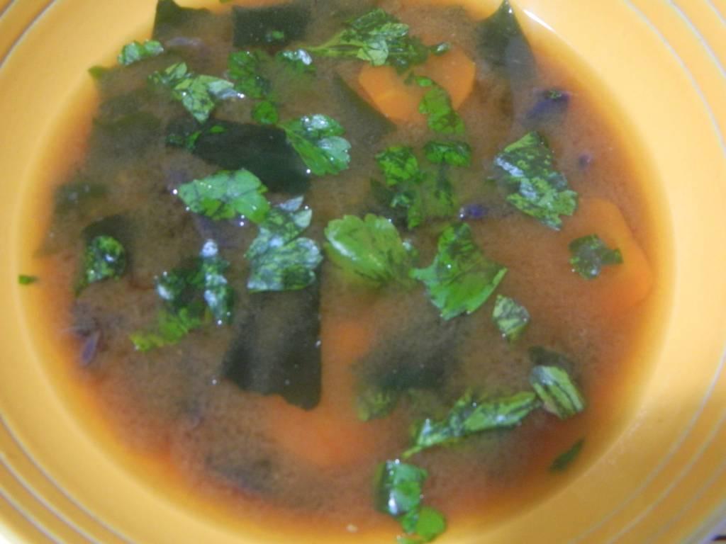 Zuppa di miso – Ricetta – Ingredienti – Sole in cucina