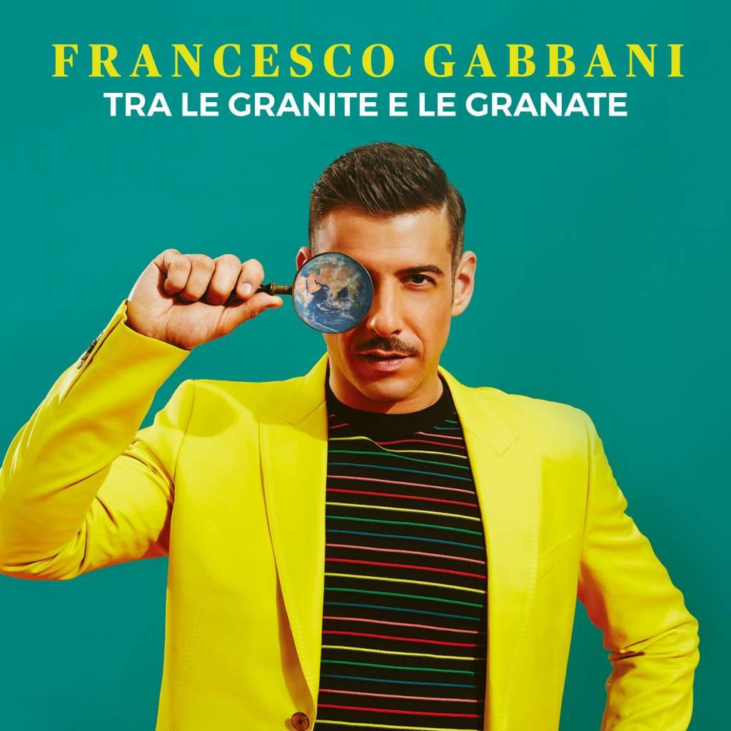 Risultati immagini per Tra le granite e le granate- Francesco gabbani