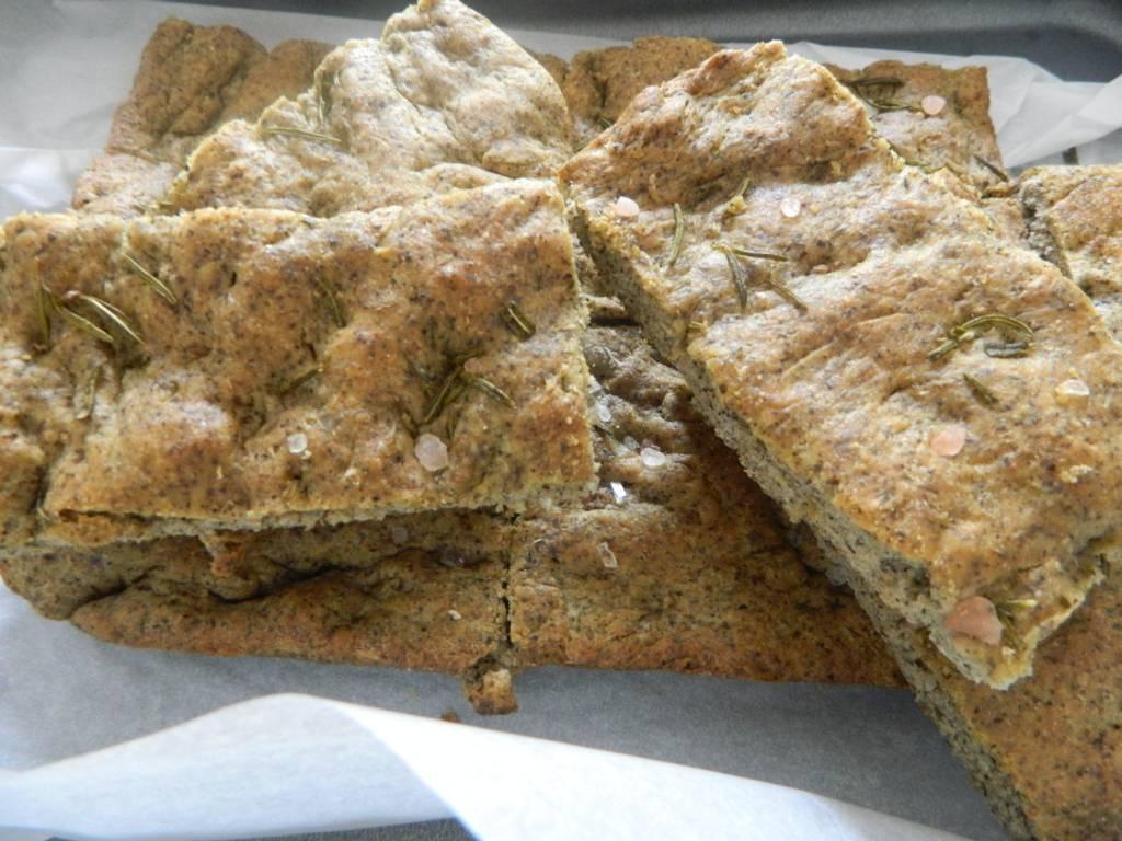 Focaccia canapata – Ricetta – Ingredienti – Sole in cucina