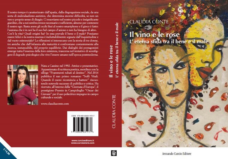 Claudia Conte – Il vino e le rose – AperiLibro