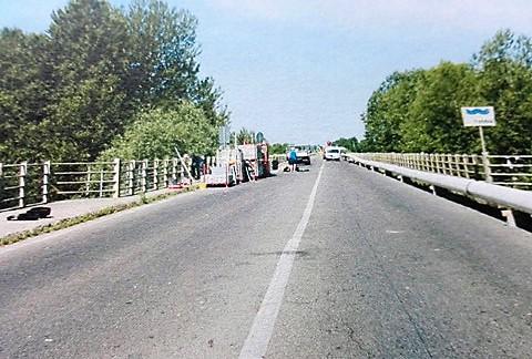 Lavori sul ponte del trebbia un passaggio obbligato per for Camino sul ponte rialzato