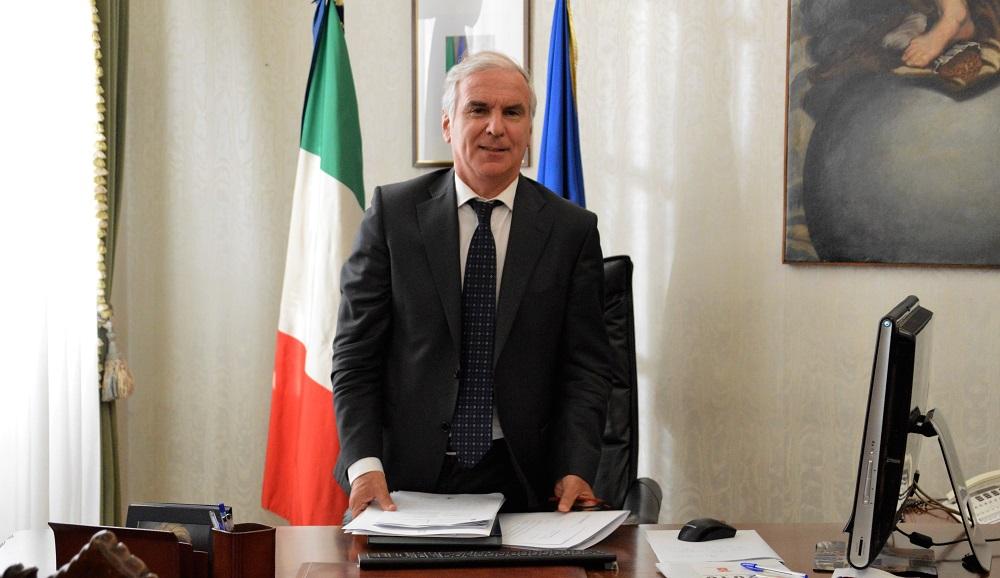 """Il nuovo prefetto Falco: """"Massima collaborazione con i sindaci, affronteremo i problemi insieme"""" – AUDIO"""