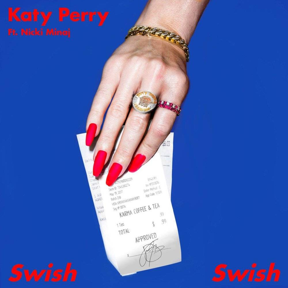 Katy Perry feat. Nicki Minaj – Swish Swish