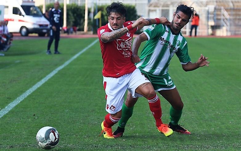 Calcio, serie C: Il Piacenza vince di misura a Lucca con rete di Mora