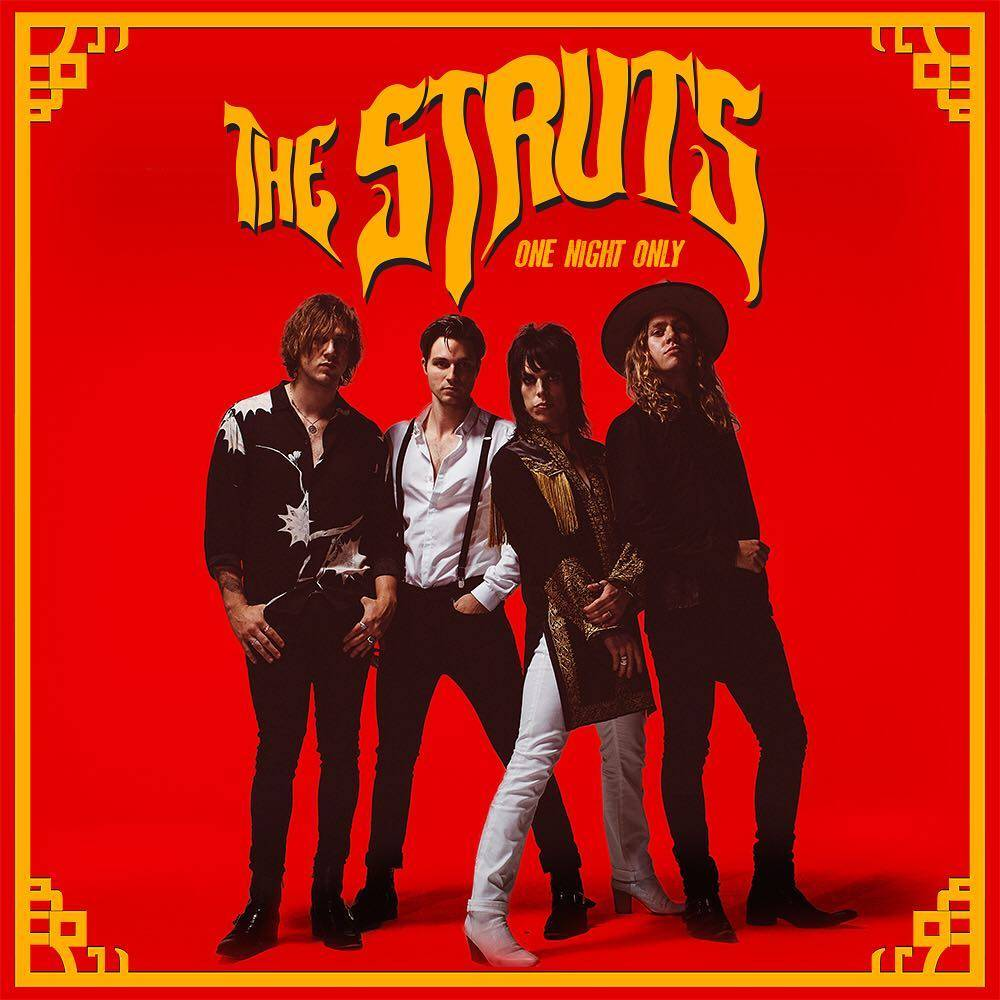 The Struts One Night Onlyi Video Testo Traduzione