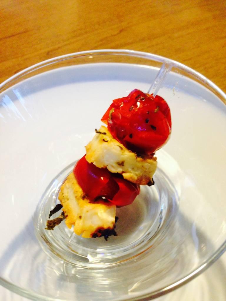Spiedini di Feta con pomodorini – Ricetta Ipocucino