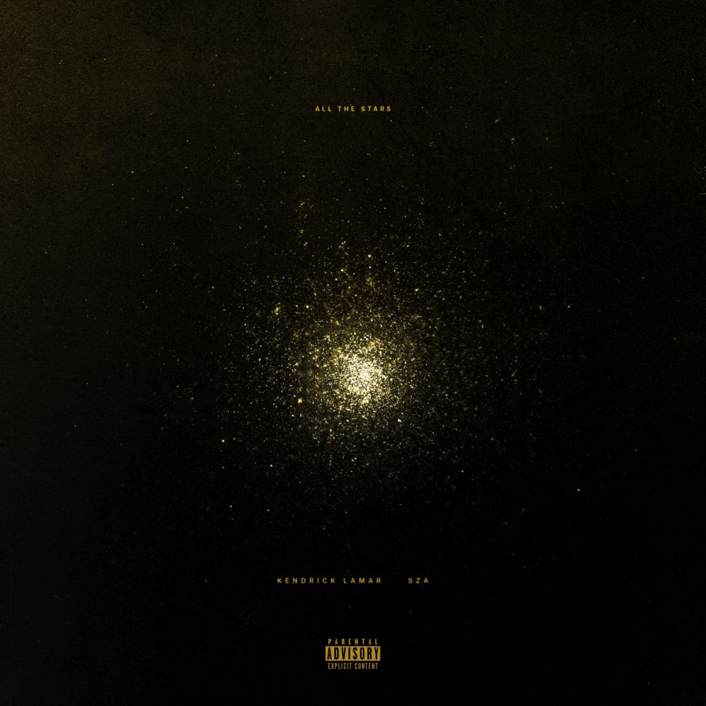 Kendrick Lamar – All The Stars (with SZA)