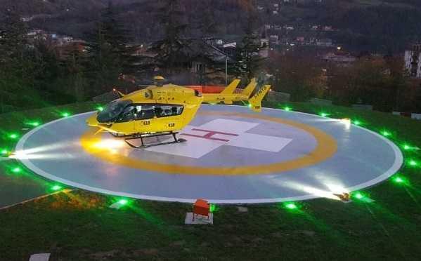 Visori notturni per i piloti dell'eliambulanza, si potenzia il soccorso sanitario