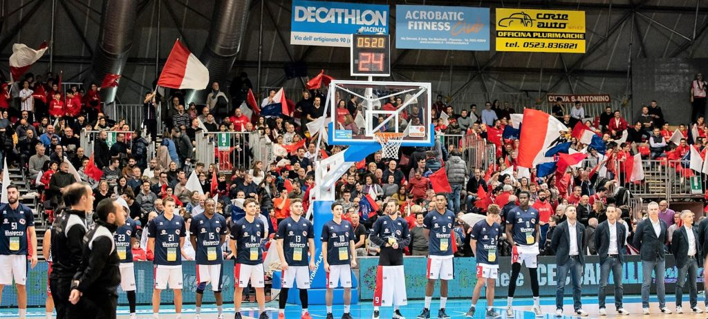 Basket, Assigeco Piacenza ammazza-grandi! Verona domata 72-59