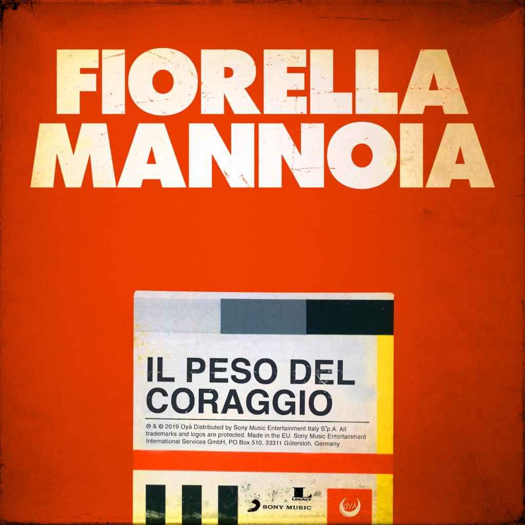 Fiorella Mannoia - Il peso del coraggio