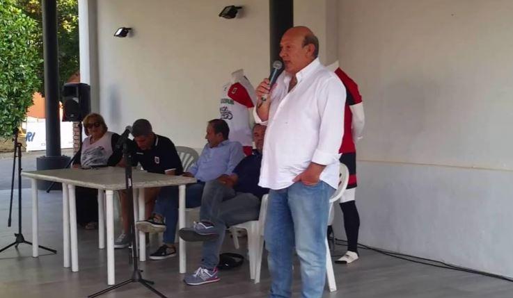 Luigi Pinalli, presidente del Fiorenzuola Calcio commenta la stagione rossonera.