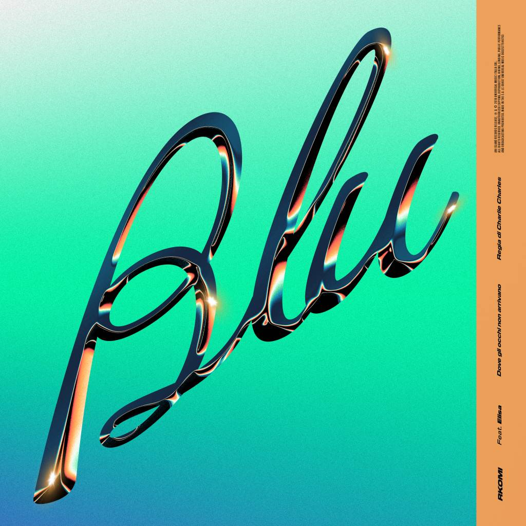 Rkomi – Blu feat Elisa