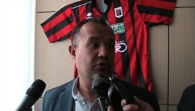 Luca Baldrighi commenta Fiorenzuola-Lentigione 1-2