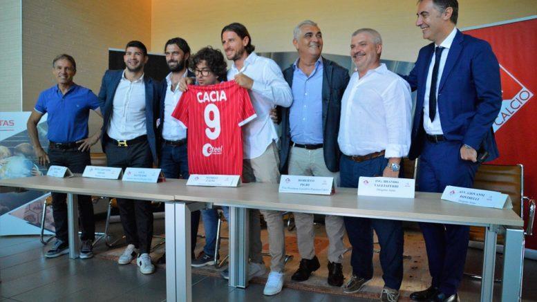 Arzignano-Piacenza alla partenza, alla terza giornata il big match con la Triestina.  Stilati i calendari di serie C