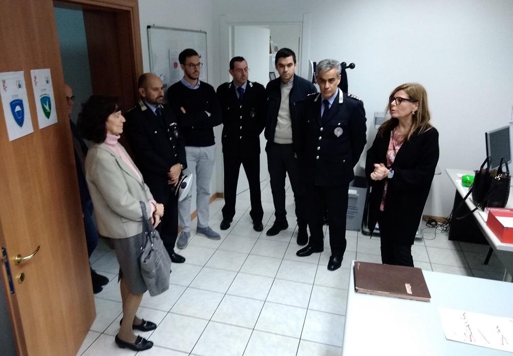 Polizia locale al quartiere Roma, torna il presidio in via Primogenita – AUDIO
