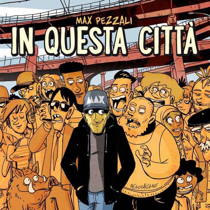 Max Pezzali - In questa città