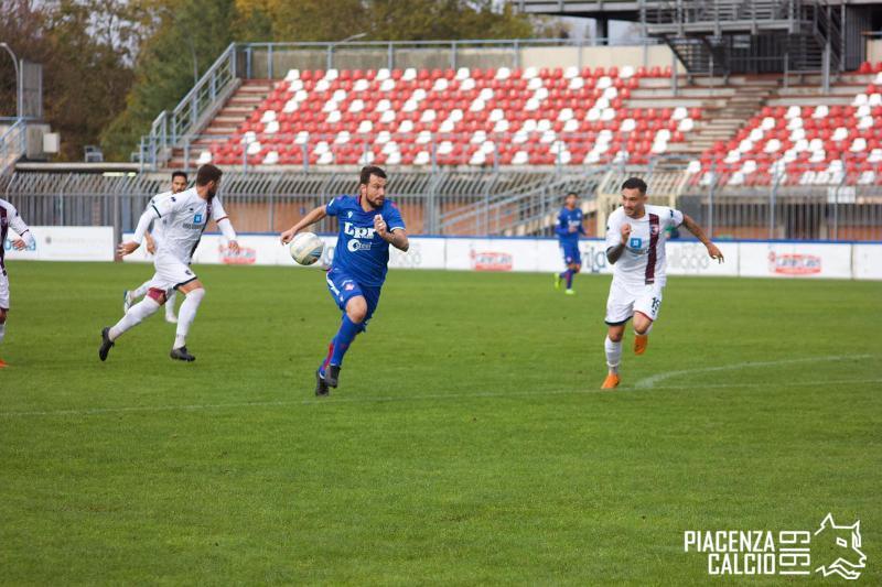 """Piacenza, ora testa al campionato: al """"Garilli"""" arriva il Gubbio"""