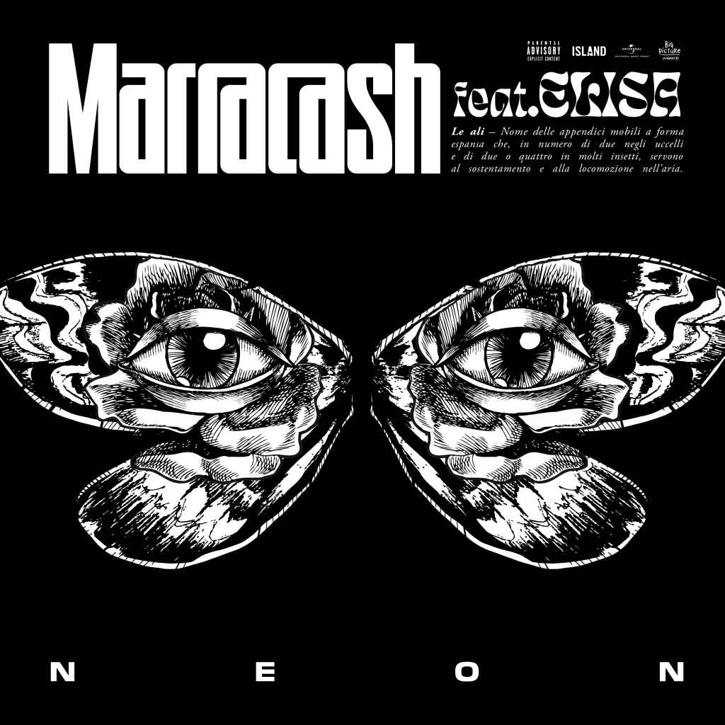Marracash, Elisa - Neon - Le Ali