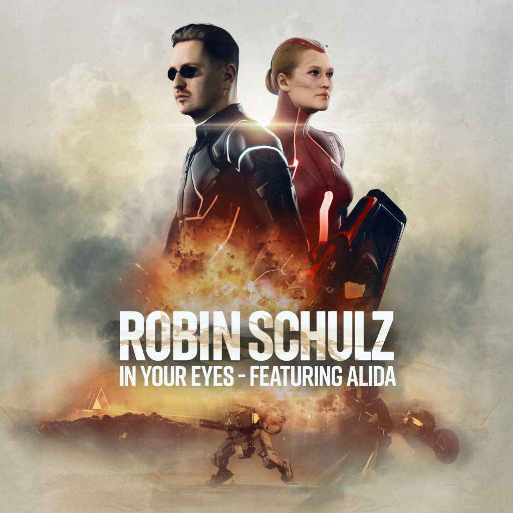 Robin Schulz – In Your Eyes (feat. Alida)