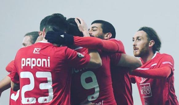 Il Piacenza calcio sospende gli allenamenti fino al 3 aprile
